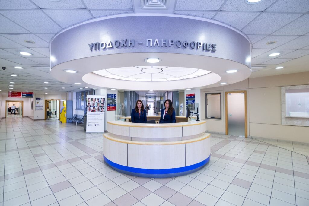kalochristianakis.gr - Henry Dynant hospital center